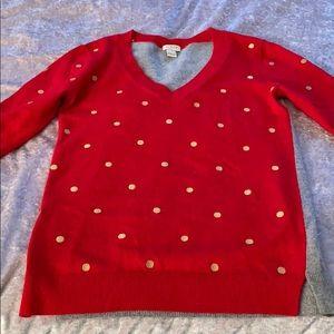 J.Crew sweater size XS petite
